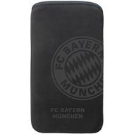 J-Straps FC Bayern Mobile Sleeve Size Size XL, Soft-Touch Neoprene, passend für Smartphones bis zu einer Größe von 137x71 mm