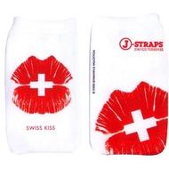 J-Straps Handysocke Swiss Touch, Swiss Kiss