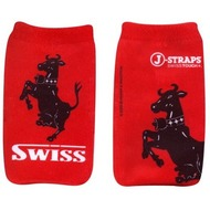 J-Straps Handysocke Swiss Touch, Swiss Racing Cow