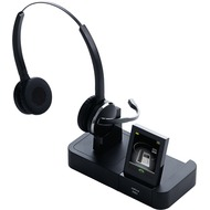 Jabra PRO 9460 DUO FlexBoom mit EHS-Adapter für Alcatel IP Touch