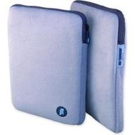 Jim Thomson Cosy Plüschtasche für iPad/ Tablet PC, hell-blau