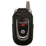 Jim Thomson Ledertasche Lady-line für Motorola V600/ V620