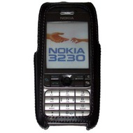 Jim Thomson Ledertasche Lady-line für Nokia 3230