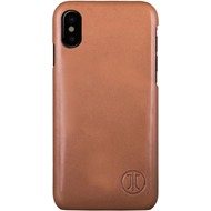JT Berlin BackCase Kreuzberg, Apple iPhone XS Max, cognac