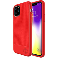 JT Berlin BackCase Pankow Soft, Apple iPhone 11 Pro Max, rot, 10561