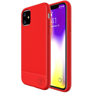 JT Berlin BackCase Pankow Soft, Apple iPhone 11, rot, 10558
