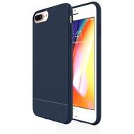 JT Berlin BackCase Pankow Soft, Apple iPhone 8 Plus/ 7 Plus, blau, 10474
