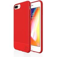 JT Berlin BackCase Pankow Soft, Apple iPhone 8 Plus/ 7 Plus, rot, 10475