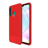 JT Berlin BackCase Pankow Soft, Huawei P30 Lite, rot, 10502