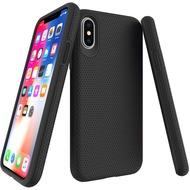 JT Berlin BackCase Pankow Solid, Apple iPhone Xs/ X, schwarz, 10507