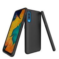 JT Berlin BackCase Pankow Solid, Samsung Galaxy A50, schwarz, 10516