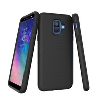 JT Berlin BackCase Pankow Solid, Samsung Galaxy A6 (2018), schwarz, 10511
