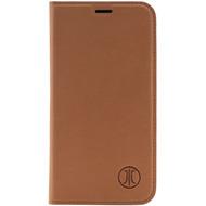 JT Berlin BookCase Tegel, Apple iPhone 12/ 12 Pro, cognac, 10661
