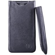 JT Berlin SlimFit Leder - Sony Xperia Z5 - schwarz - 10029