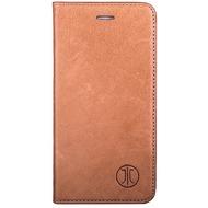 JT Berlin LederBook Tegel, Apple iPhone X, cognac, 10297