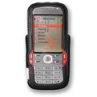 Jim Thomson Drehclipledertasche für Nokia 5700