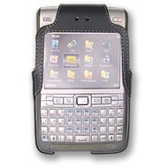 Jim Thomson Drehclipledertasche für Nokia E61, E61i