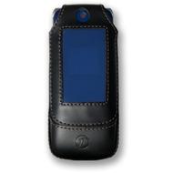 Jim Thomson Drehclipledertasche für Motorola K1 MOTOKRZR