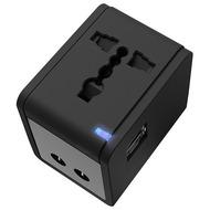 Kanex 4in1 Dual-USB Ladegerät - 3,1A - US, UK, EU, AU - schwarz