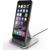 Kanex Lightning Dockingstation - Apple iPhone SE/ 5/ 5S/ 6/ 6S/ 6 Plus/ 6S Plus - grau