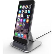 Kanex Lightning Dockingstation - Apple iPhone SE/ 5/ 5S/ 6/ 6S/ 6 Plus/ 6S Plus - grau