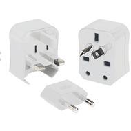 Kanex Travel Bud 3in1 Stromstecker Adapter Set - US, UK, EU, AU - weiß