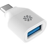 Kanex USB-C auf USB-A 3.0 Adapter - weiß
