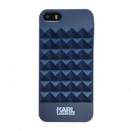 Karl Lagerfeld 3D Studs - Hart Cover/ Case/ Schutzhülle - Apple iPhone 5,5S