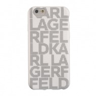 Karl Lagerfeld Hypnotik - Hart Cover/ Case/ Schutzhülle - Apple iPhone 6