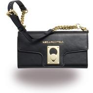Karl Lagerfeld K Pin, Clutch für Apple iPhone 6/ 6S, schwarz