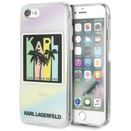 Karl Lagerfeld Karlifornia Dreams Palms - Apple IPhone 6+/ 6s+/ 7+/ 8+