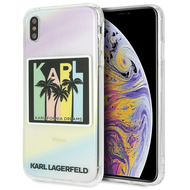 Karl Lagerfeld Karlifornia Dreams Palms - Apple IPhone Xs Max