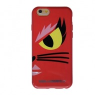 Karl Lagerfeld Monster Choupette - Hart Cover/ Case/ Schutzhülle - Apple iPhone 6