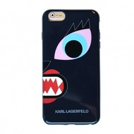 Karl Lagerfeld Monster Choupette - Hart Cover/ Case/ Schutzhülle - Apple iPhone 6 Plus
