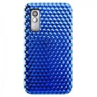 Katinkas Design Cover HEX 3D für Samsung S5230, blau