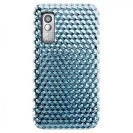 Katinkas Design Cover HEX 3D für Samsung S5230, hellblau