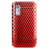 Katinkas Design Cover HEX 3D für Samsung S5230, rot