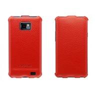 Katinkas Twin Flip für Samsung i9100 Galaxy S2, rot
