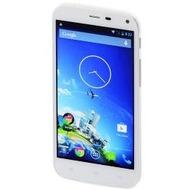 Kazam Thunder2 5.0, Dual SIM, white