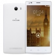 Kazam Trooper 451, Dual SIM, white