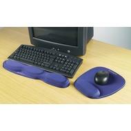 Kensington Comfort Foam Handgelenkauflage für Maus, blau