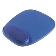 Kensington Comfort Gel Handgelenkauflage für Maus, blau