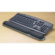 Kensington Gel Handgelenkauflage für Tastatur, verstellbar, schwarz