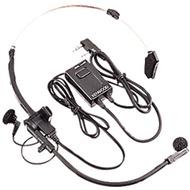 Kenwood Leichte Hör-Sprechgarnitur mit sprachgesteuerter Sende- und Empfangsumschaltung