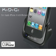 KiDiGi Dockingstation USB für Apple iPhone 4 /  4S Bumper