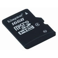 Kingston 16GB Micro SDHC Card Class 4 ohne Adapter