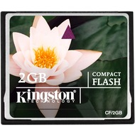 Kingston Compact Flash Card 2GB
