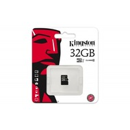 Kingston Micro-SD Card 32GB SDHC C10 ohne Adapter