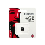 Kingston Micro-SD Card 4GB SDHC Class 4 ohne Adapter