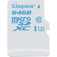 Kingston microSDHC Action Camera UHS-I U3, 64GB ohne Adapter